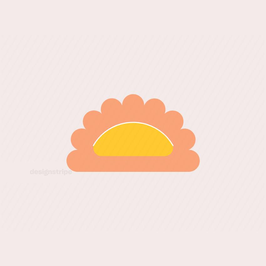 Illustration Of Dumpling