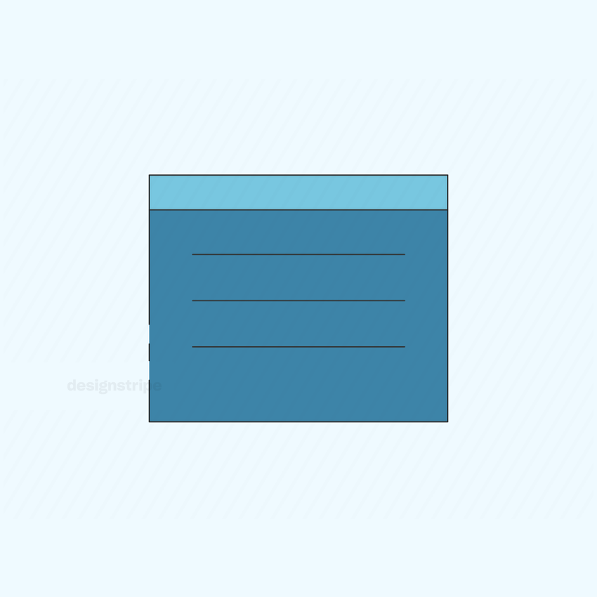 Illustration Of Window Presentation