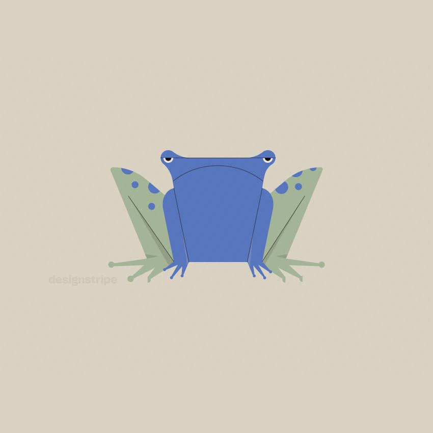 Illustration Of Frog