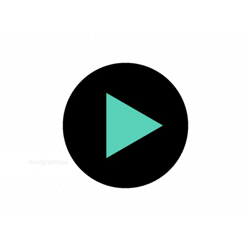 Illustration Of Play Icon