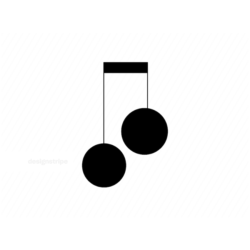 Illustration Of Music note