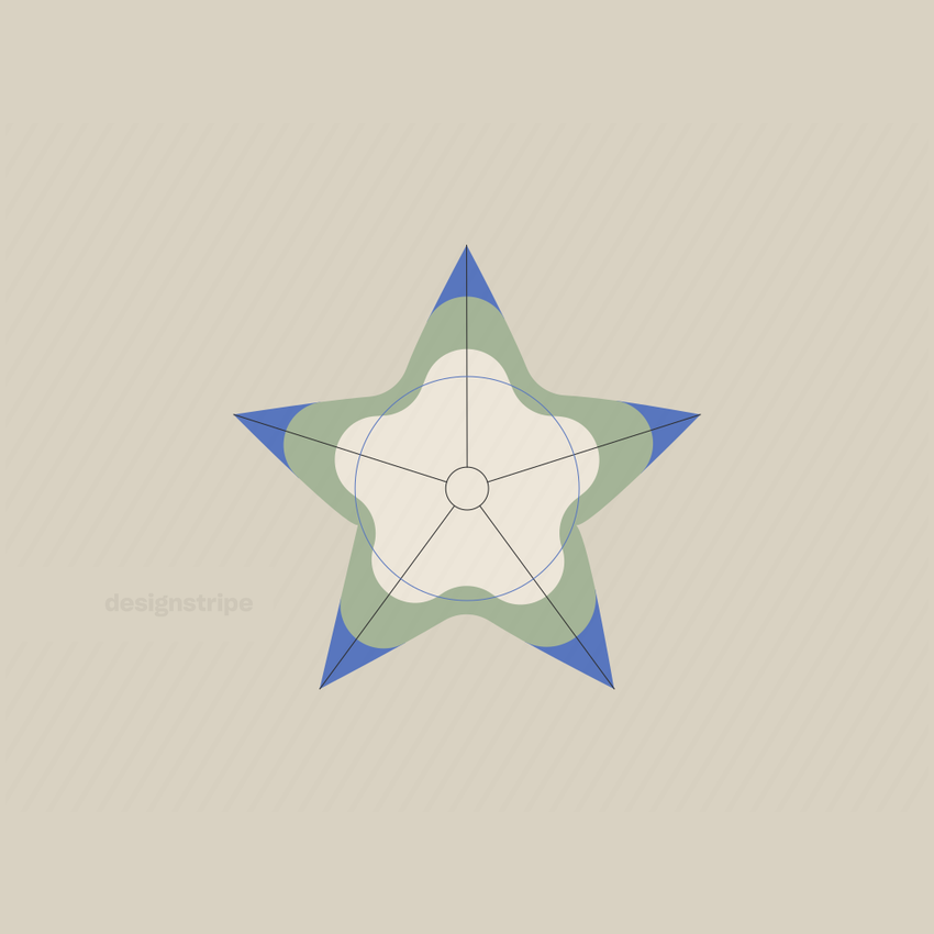 Illustration Of Starfish