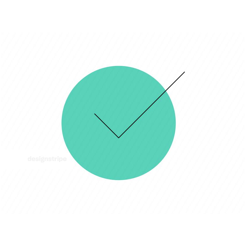 Illustration Of Checkmark