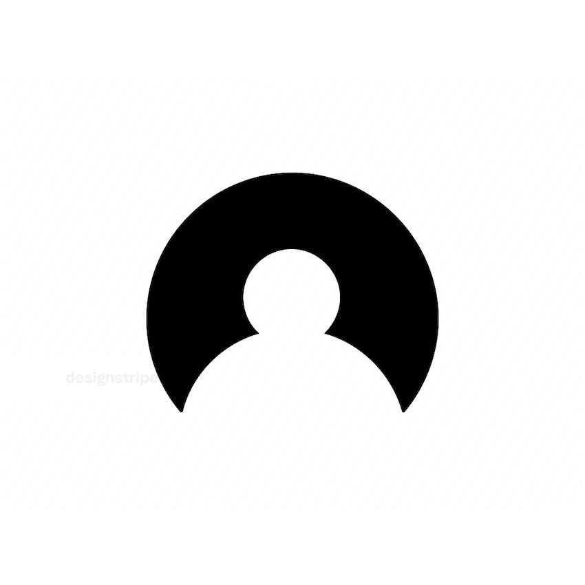 Illustration Of Profile Picture Icon