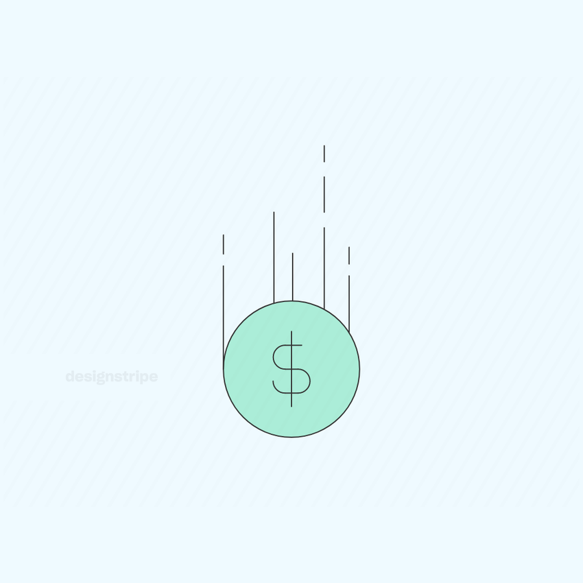 Illustration Of Coin