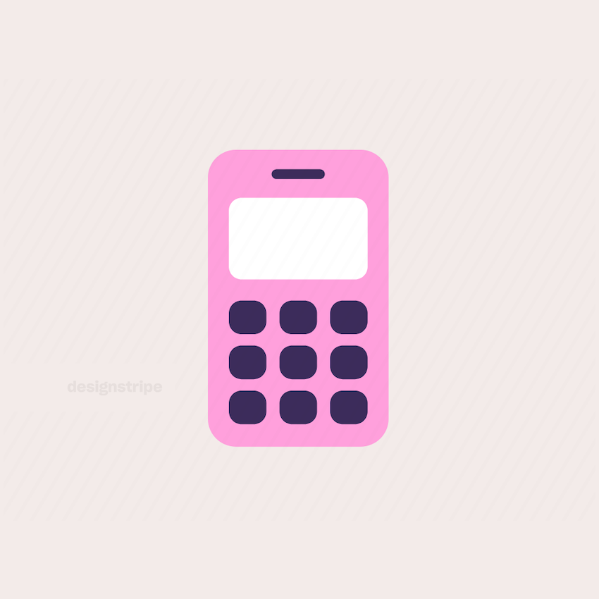 Illustration Of Payment Terminal