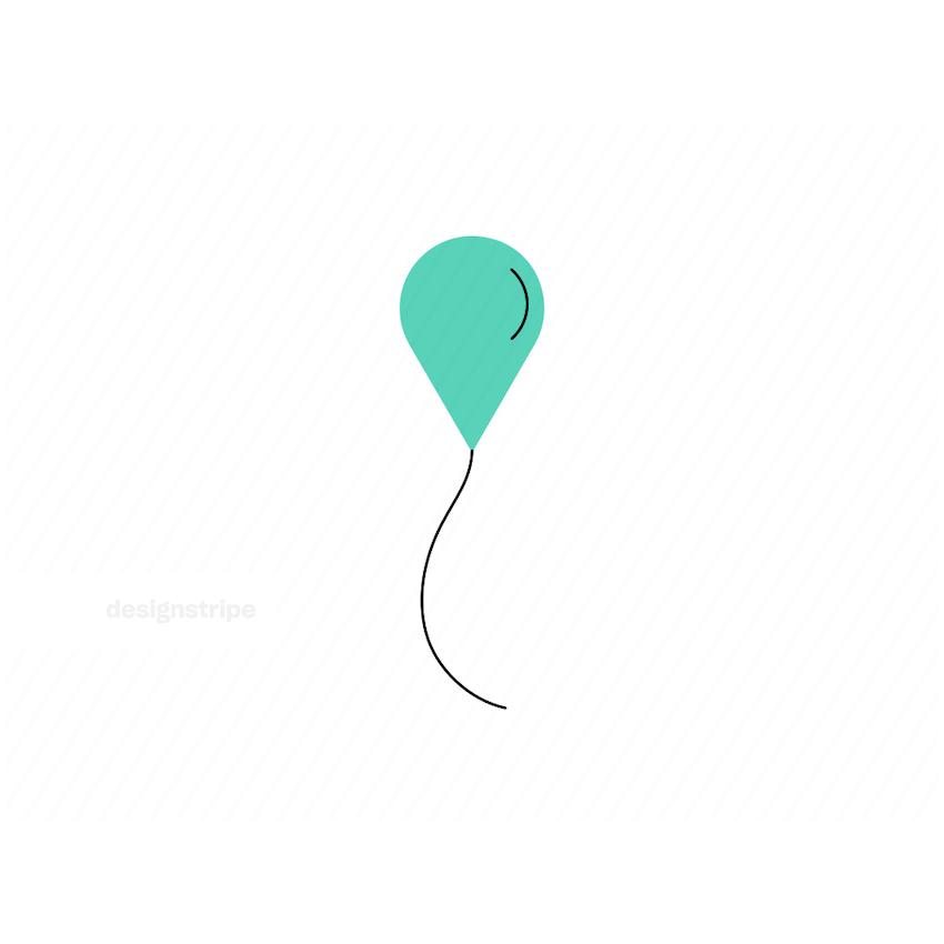 Illustration Of Balloon