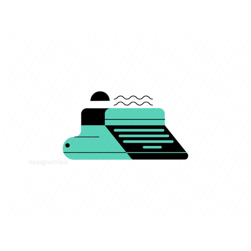 Illustration Of Typerwriter