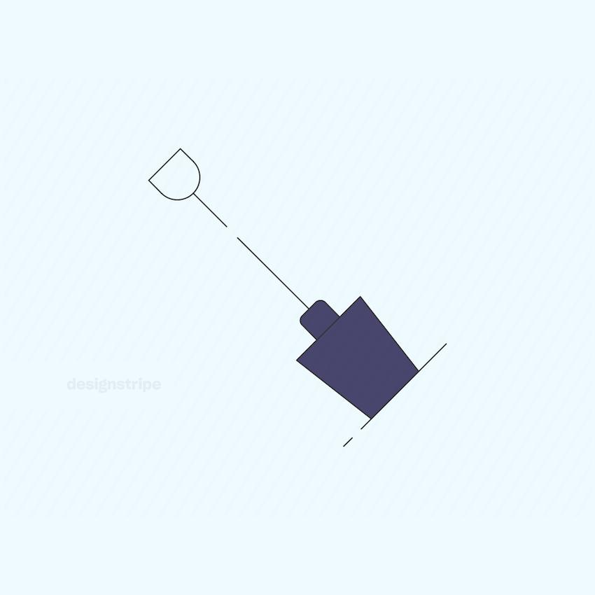 Illustration Of Shovel